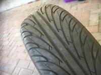 "16"" Nankang 205 50 16 tyre good tread"