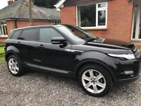 Range Rover Evoque 2013 2.2 SD4 Pure Tech
