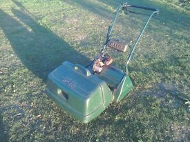 Atco B20 Electric Start cylinder mower