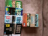 Lost complete series 1-6 dvd