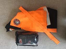 UKTC Little Tigers Uniform and Glives
