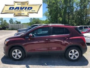 2015 Chevrolet Trax 2LT/ REMOTE START/ REAR CAM WITH PARK ASSIST