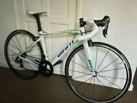 2015 Giant TCR Advanced Pro 1 Carbon Road Bike