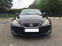 2008 08 Lexus is220d