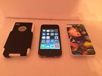 Apple iPhone 4s - 16Gb- On EE-ORANGE-T MOBILE