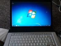 Toshiba 15.4'' laptop 2 gb ram - needs some tlc - 1.46ghz