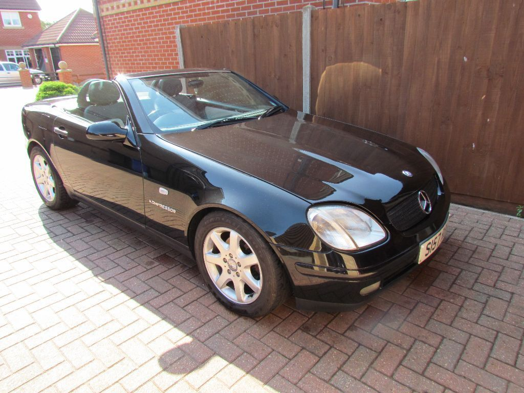 mercedes slk 230 kompressor convertible in carlton colville suffolk gumtree. Black Bedroom Furniture Sets. Home Design Ideas