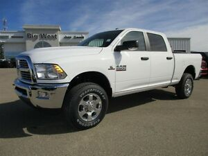 2017 Ram 2500 SLT PLUS DIESEL 4x4 HEATED SEATS / 8.4 TOUCH SCREE