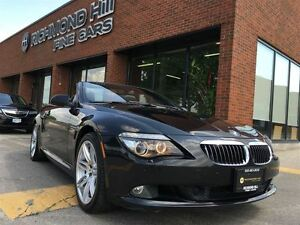 2010 BMW 6 Series 650i Head up display/navigation