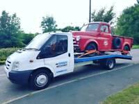 Speedy recovery Norwich, Norfolk, Breakdown recovery, Classic car transportation.