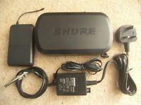 Shure PG14 Performance Gear Wireless Guitar / Bass System.