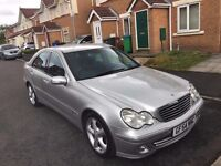 Mercedes Benz C220 CDI (diesel) For Quick Sale