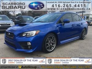 2017 Subaru WRX STi Sport-tech, FROM 1.9% FINANCING AVAILABLE