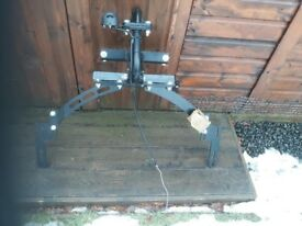 for Volvo 50 tow bar completion only on car two when return to dealer may fit more cars