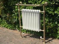 Heritage bathroom towel radiator