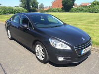 2011 Peugeot 508 - 2.0 HDi 163 BHP - Full main dealer history