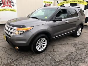 2013 Ford Explorer XLT, Navigation, Leather, 3rd Row Seating, 4x