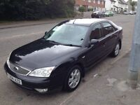 2004 Ford Mondeo, 2.0 TDCI Diesel. MOT March 2017. Great Condition. Bargain to clear at just £495.