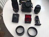 Nikon D3200 Digital Camera Kit