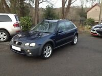 PART EXCHANGE TO CLEAR 2005 05 reg ROVER STREETWISE SE 1400CC /NEW MOT/IDEAL RUN ABOUT/ford focus