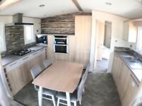 Brand New ABI Malham Holiday Home. Skegness, Ingoldmells, 2018 Site Fees Inc, 6 Berth Static Caravan