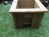 Garden planter with free local delivery