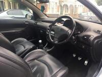 Peugeot 206cc Allure 1.6 convertible