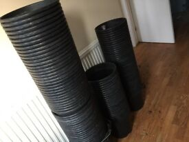 Over 100 small and large plant pots available