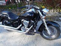 2005 Yamaha XVS 650 A 649cc
