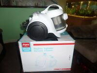 bagless cylinder vacuum cleaner