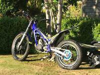 Sherco st300 trials bike 2016