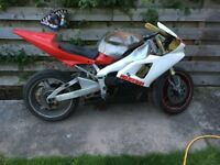 Yamaha R1 4XV Rolling chassis track day project spares etc.