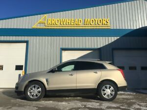 2011 Cadillac SRX 4 Luxury