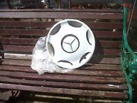 "15 "" Wheel Trims Mercedes"