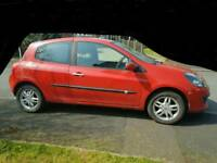 Renault Clio Dynamique 3 door hatchback