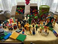 Duplo Lego and accessories