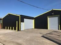 Fully Refurbished Industrial Unit