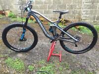 Canyon Strive AL 6.0 Full Suspension Mountain Bike Medium
