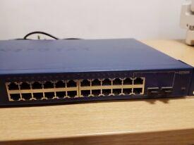 Netgear 24 Port Smart Switch GS7247P