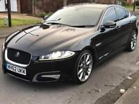 JAGUAR XF S LUXURY EDITION - DPF REMOVED - REMAPPED -