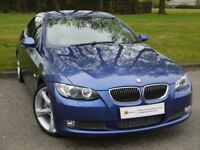 £0 DEPOSIT FINANCE*** BMW 3 Series 3.0 335d SE 2dr **1 LADY OWNER** FBMWSH** STUNNING** AA WARRANTY