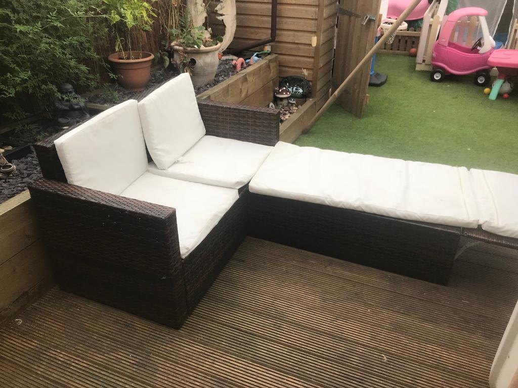Rattan garden furniture ipswich