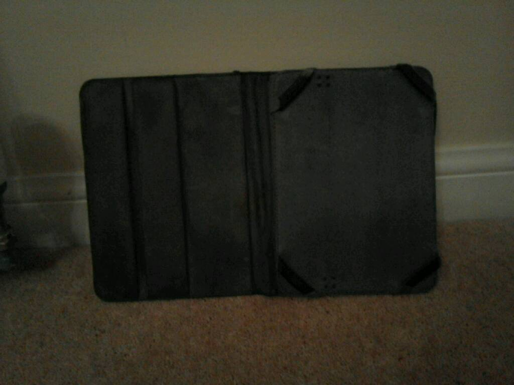 Kindle Fire HD, Leather cover