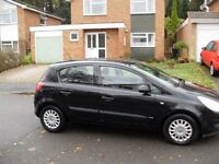 CHEAP NEW SHAPE VAUXHALL CORSA 1248 CC DIESEL 5 DOOR 58 PLATE GOT TO GO TO CLEAR