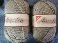 Canan Amelia Aran Yarn x 2