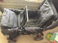 Free Double Stroller