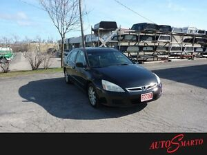 2007 Honda Accord SE,Loaded,Black on Black