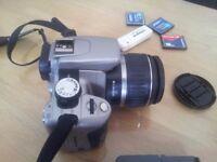 Canon EOS 350D Digital SLR Camera (with lens)