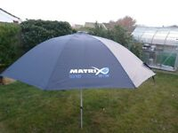Matrix 'Over the Top' Super Brolly - Used twice