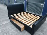 King size bed frame - free delivery